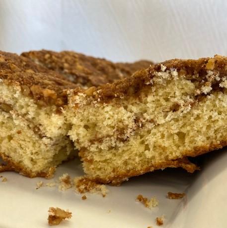 Coffee Cake Side